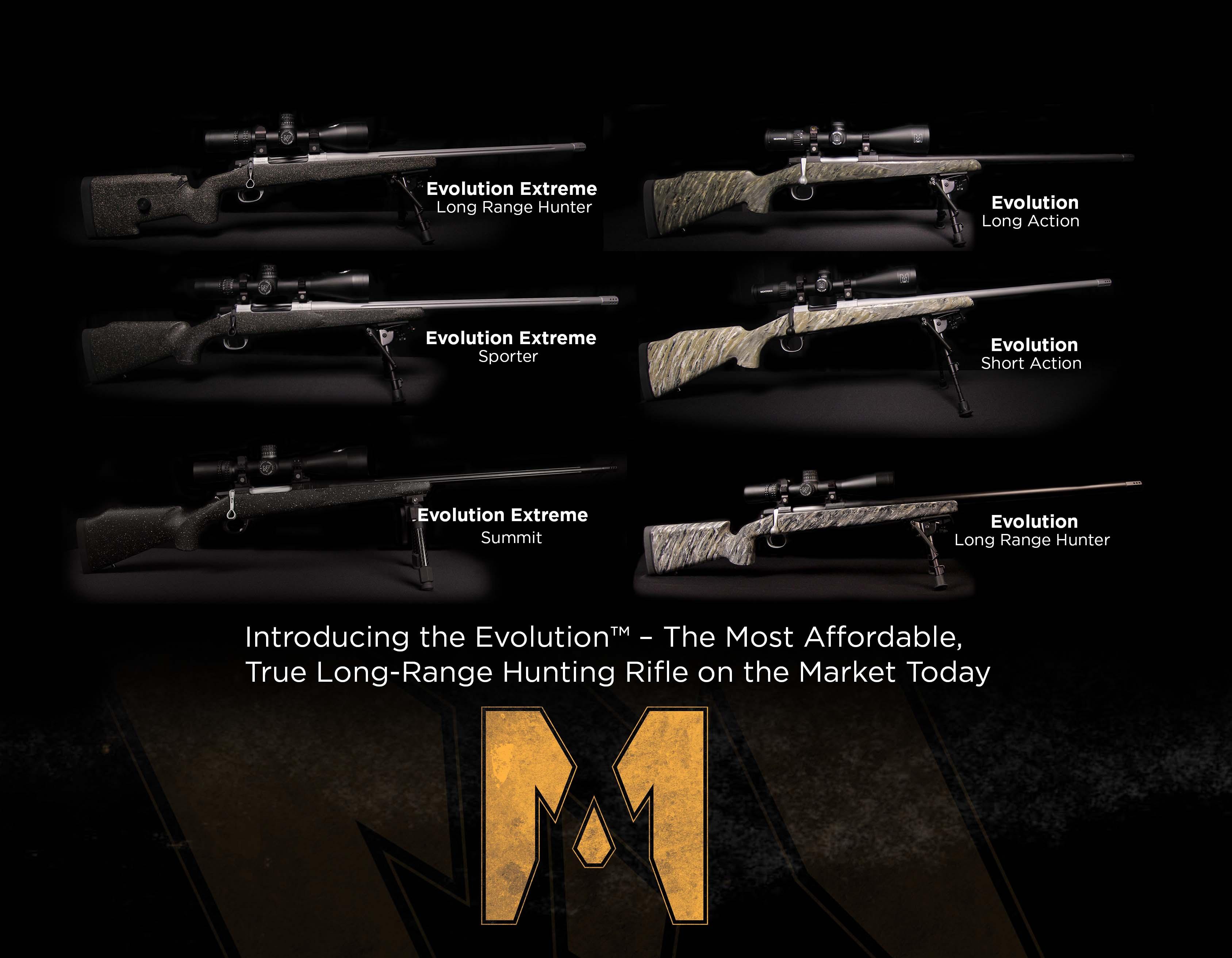 MOA Rifles